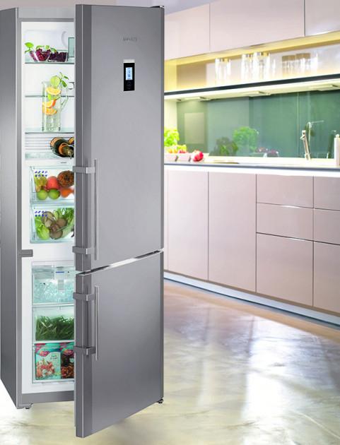купить Двухкамерный холодильник Liebherr CBNPes 5167 Украина фото 7
