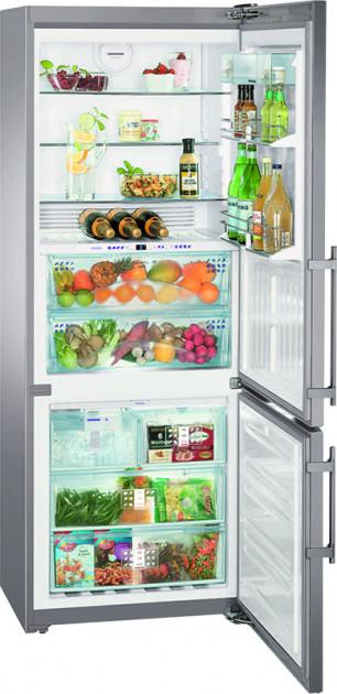 купить Двухкамерный холодильник Liebherr CBNPes 5167 Украина фото 0