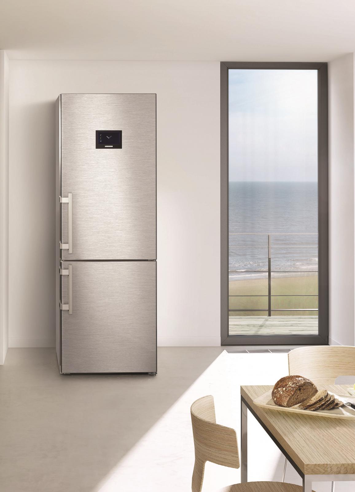 купить Двухкамерный холодильник Liebherr CBNPes 5758 Украина фото 11