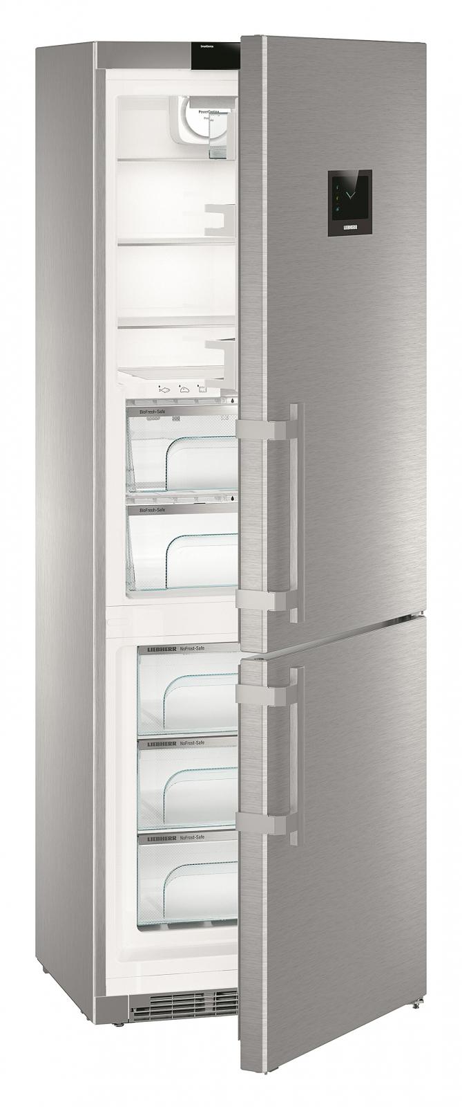 купить Двухкамерный холодильник Liebherr CBNPes 5758 Украина фото 3