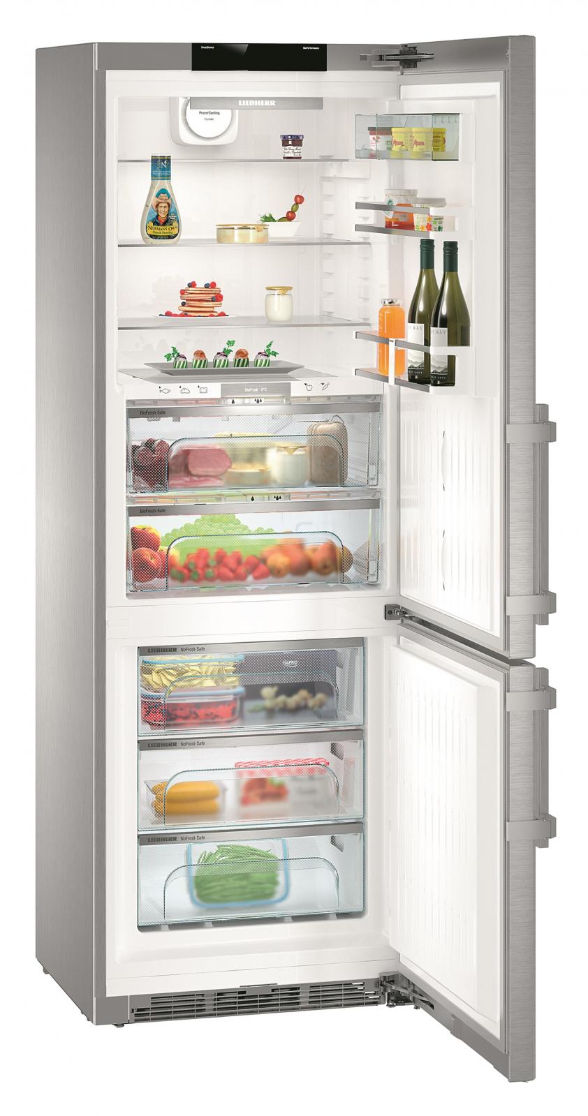 купить Двухкамерный холодильник Liebherr CBNPes 5758 Украина фото 5