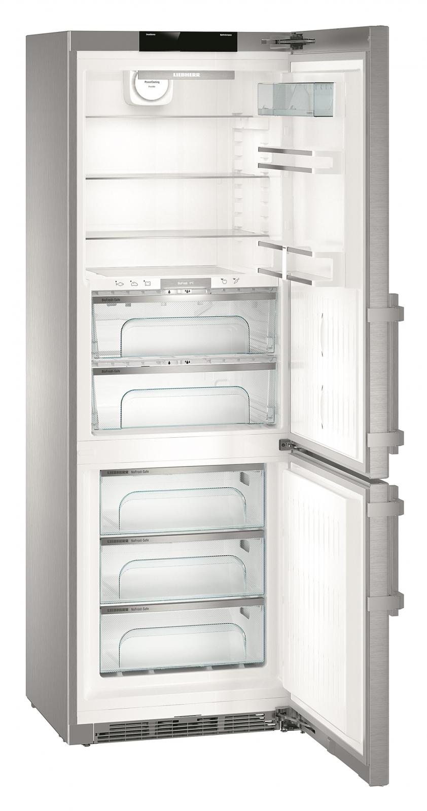 купить Двухкамерный холодильник Liebherr CBNPes 5758 Украина фото 4