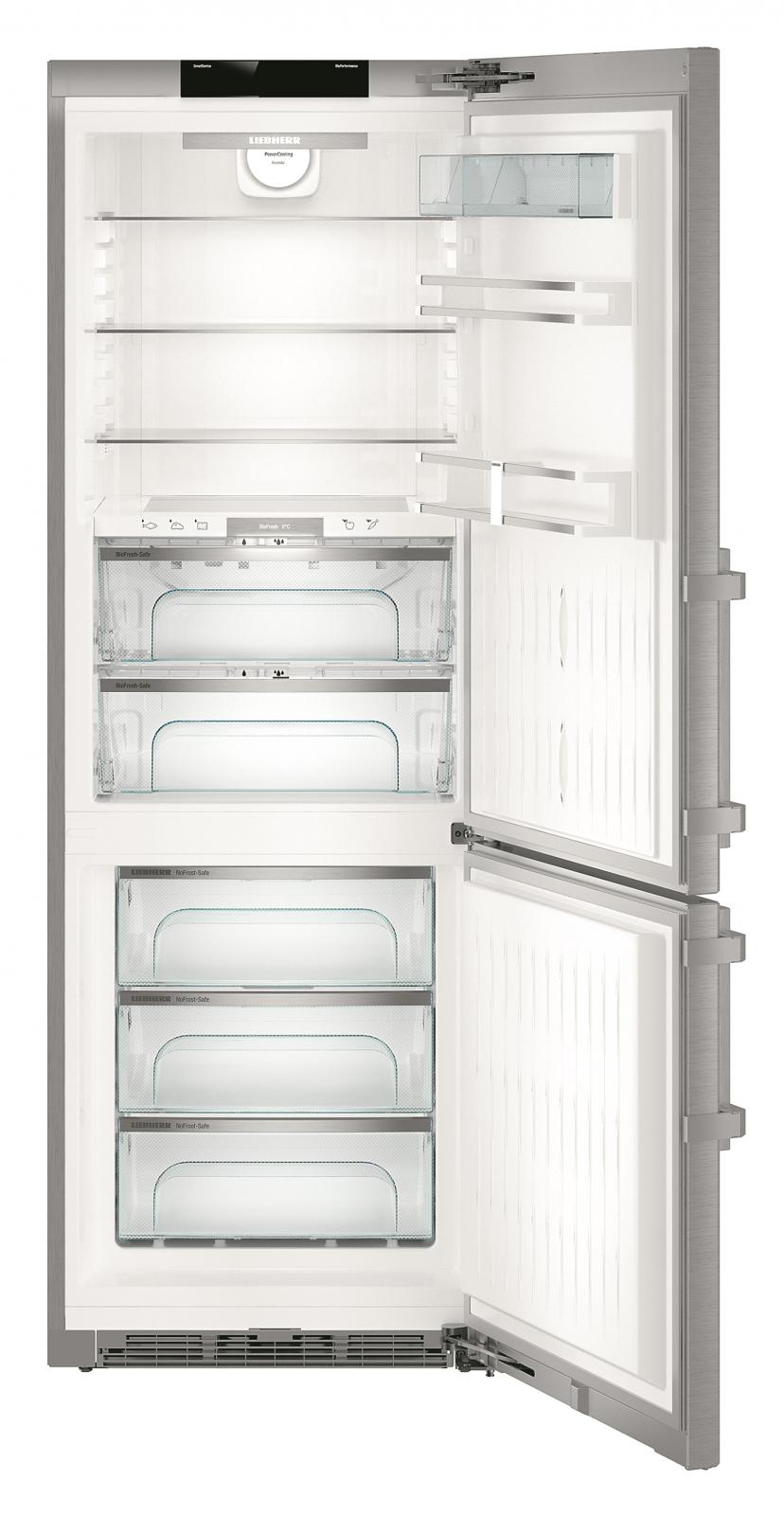 купить Двухкамерный холодильник Liebherr CBNPes 5758 Украина фото 1