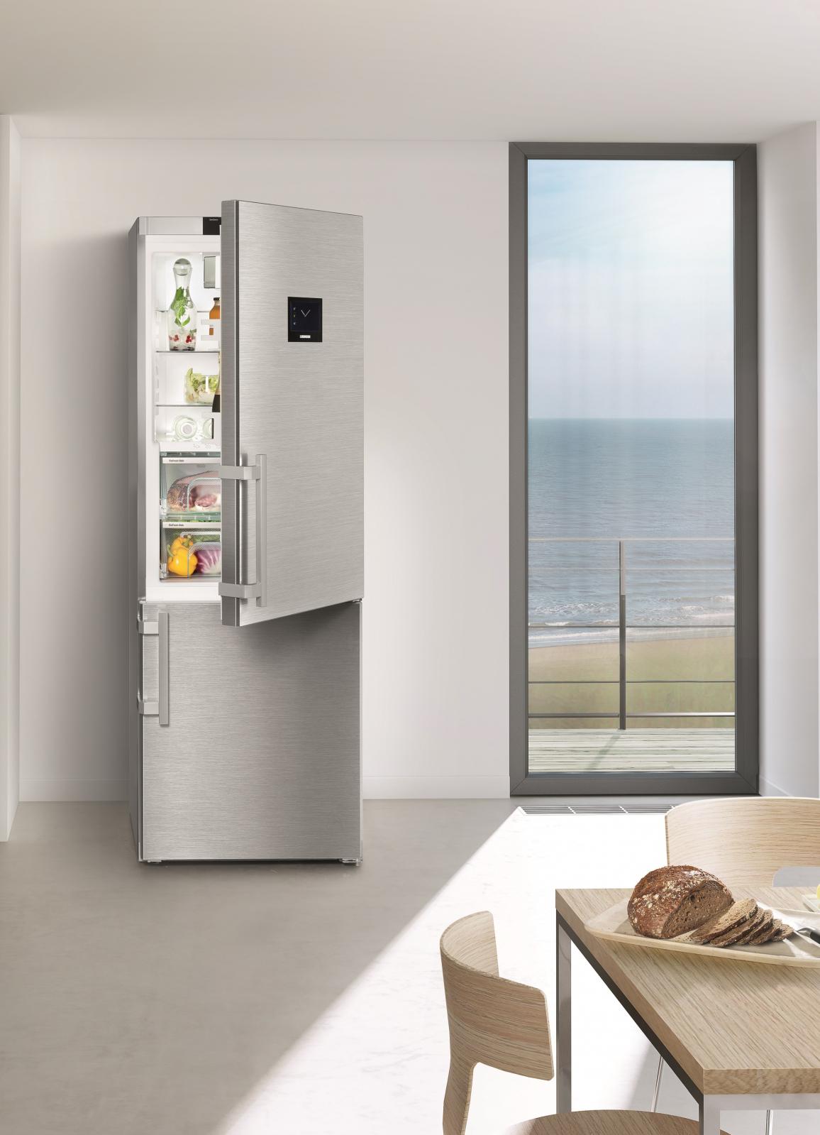 купить Двухкамерный холодильник Liebherr CBNPes 5758 Украина фото 8