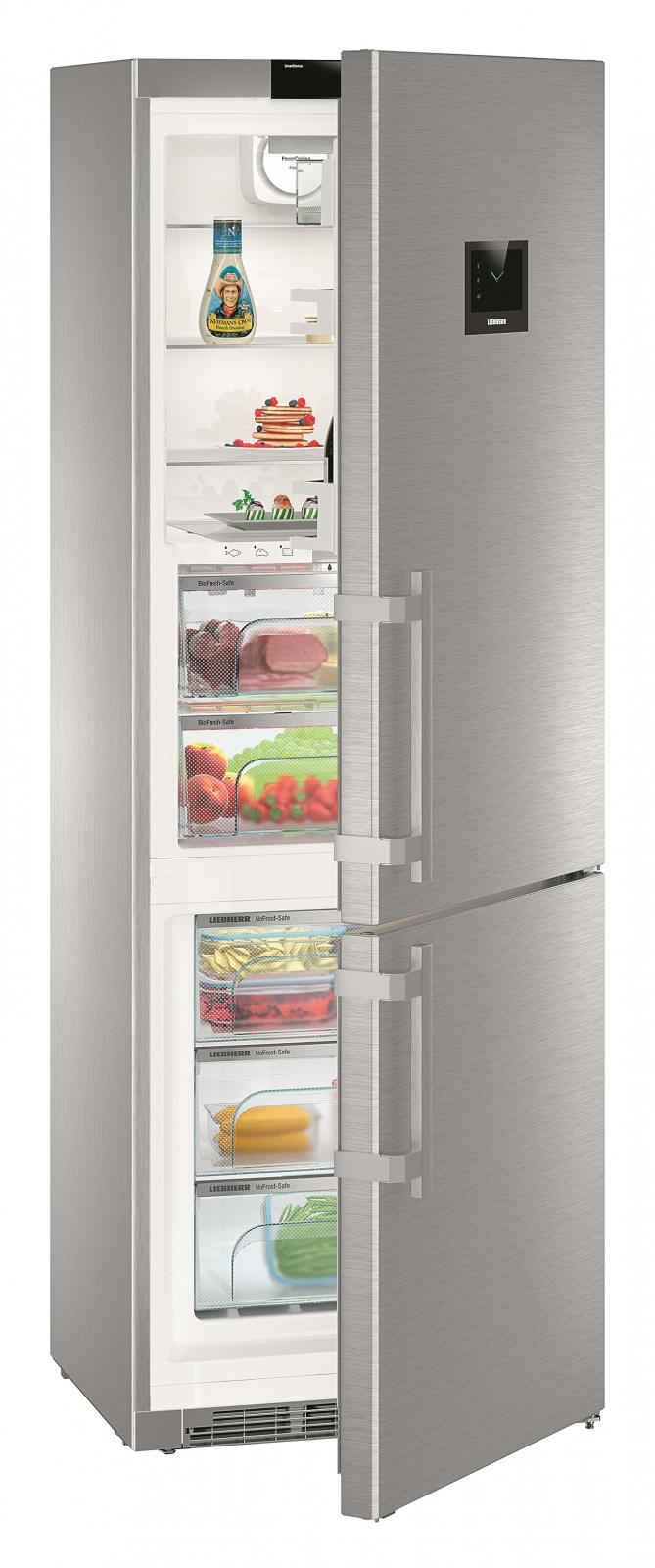 Двухкамерный холодильник Liebherr CBNPes 5758 купить украина