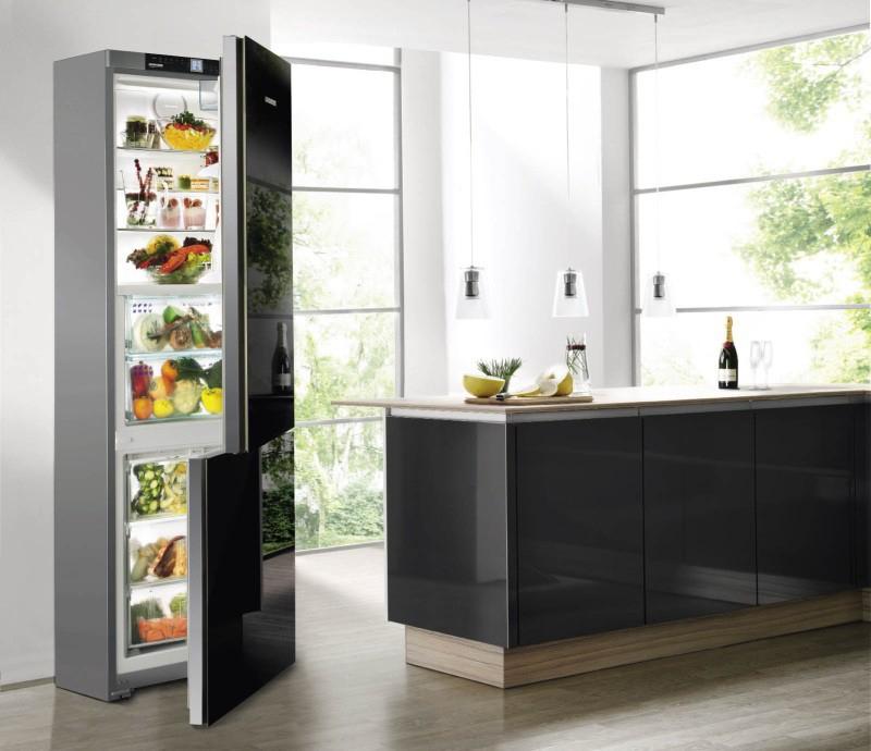 купить Двухкамерный холодильник Liebherr CBNPgb 3956 Украина фото 3
