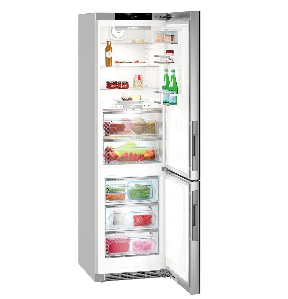 купить Двухкамерный холодильник Liebherr CBNPgb 4855 Украина фото 3