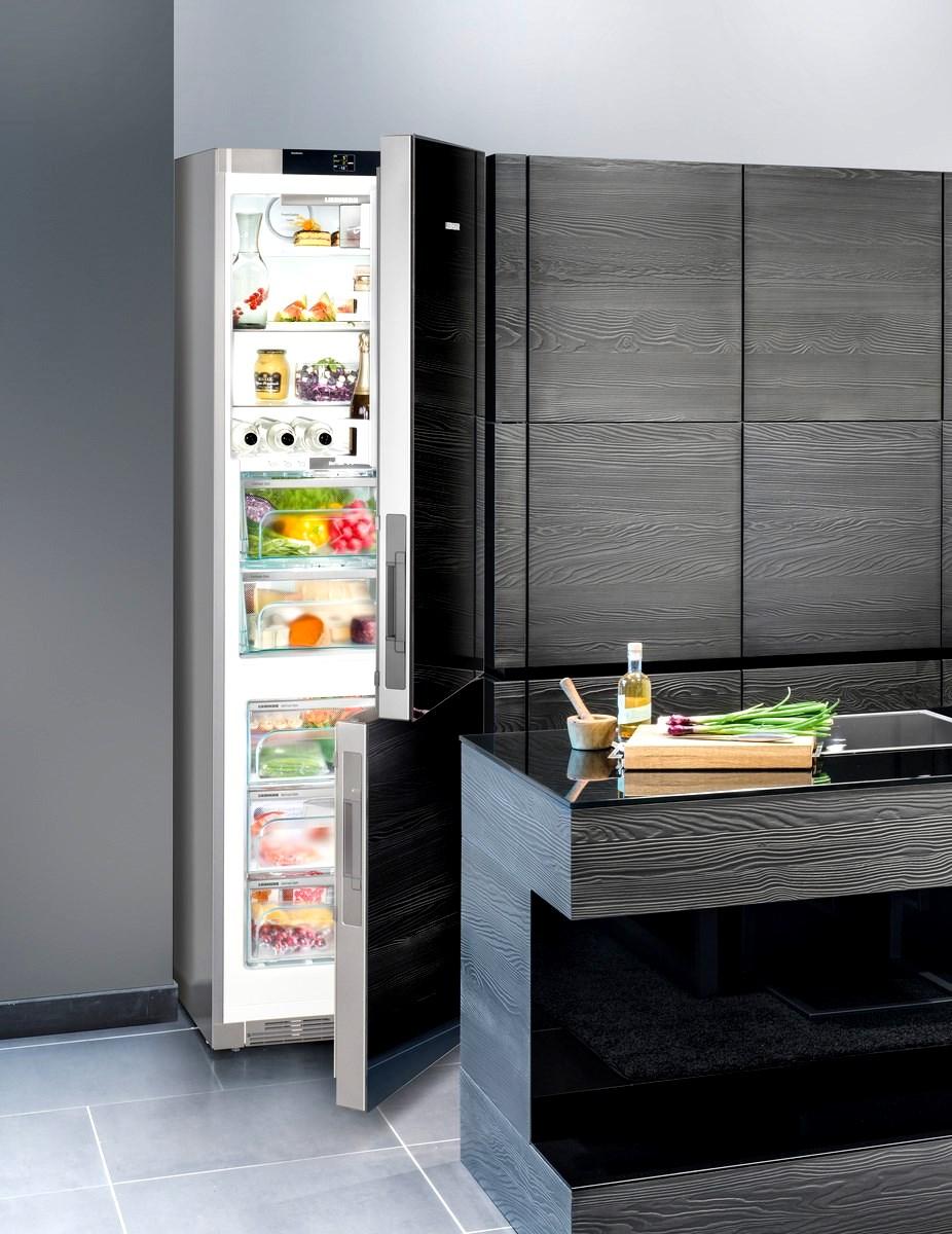 купить Двухкамерный холодильник Liebherr CBNPgb 4855 Украина фото 4