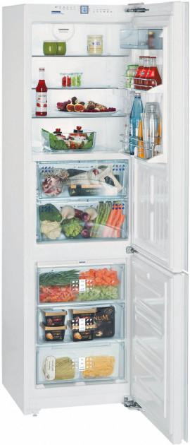 купить Двухкамерный холодильник Liebherr CBNPgw 3956 Украина фото 0