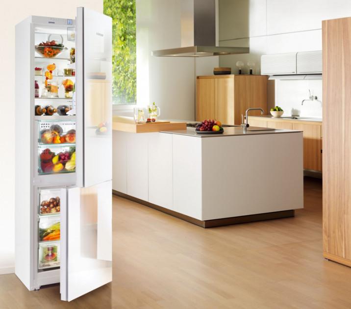 купить Двухкамерный холодильник Liebherr CBNPgw 3956 Украина фото 4
