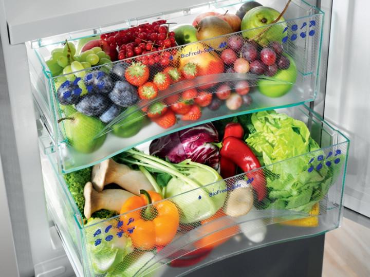 купить Двухкамерный холодильник Liebherr CBNPgw 3956 Украина фото 3