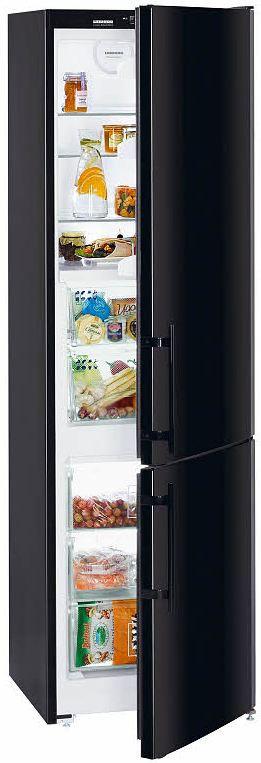 купить Двухкамерный холодильник Liebherr CBNb 3913 Украина фото 2