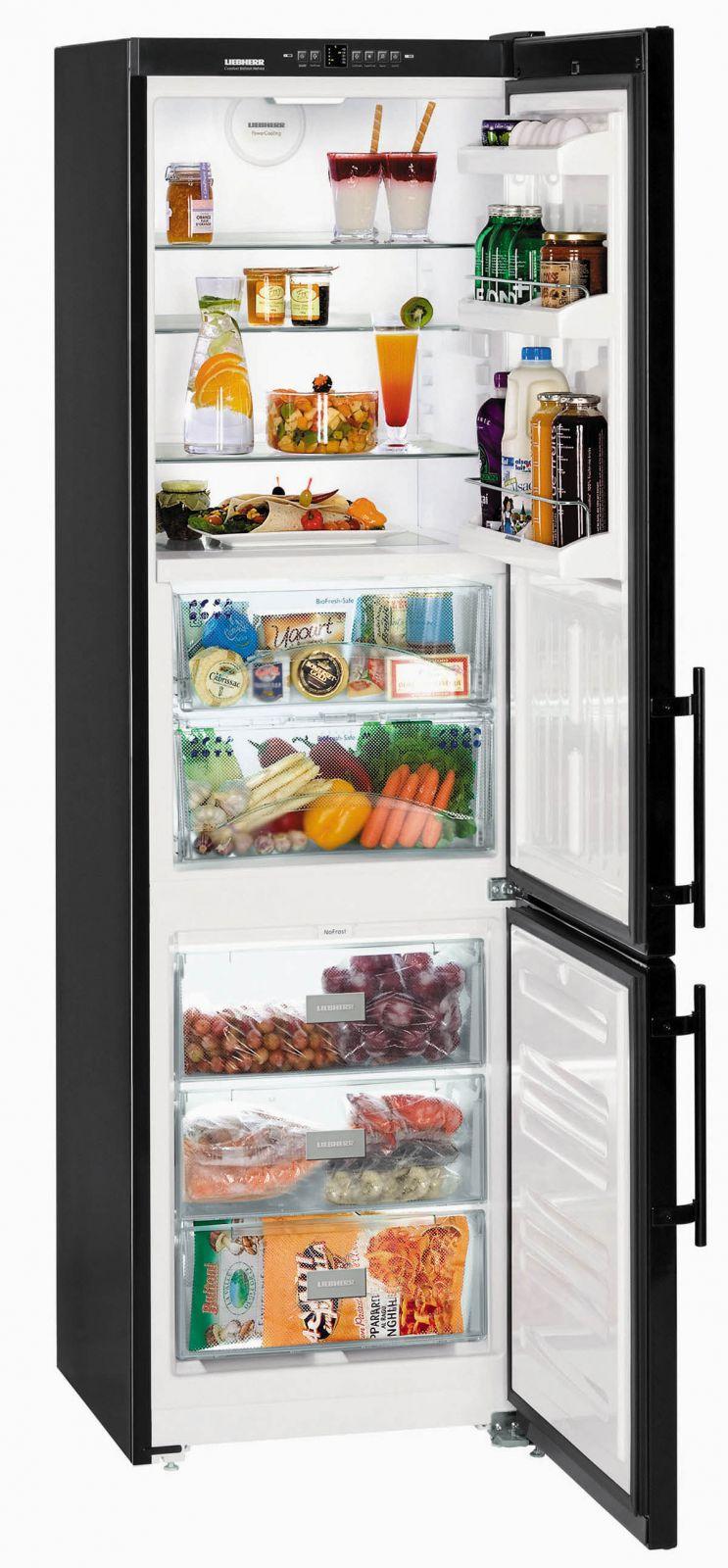 купить Двухкамерный холодильник Liebherr CBNb 3913 Украина фото 0