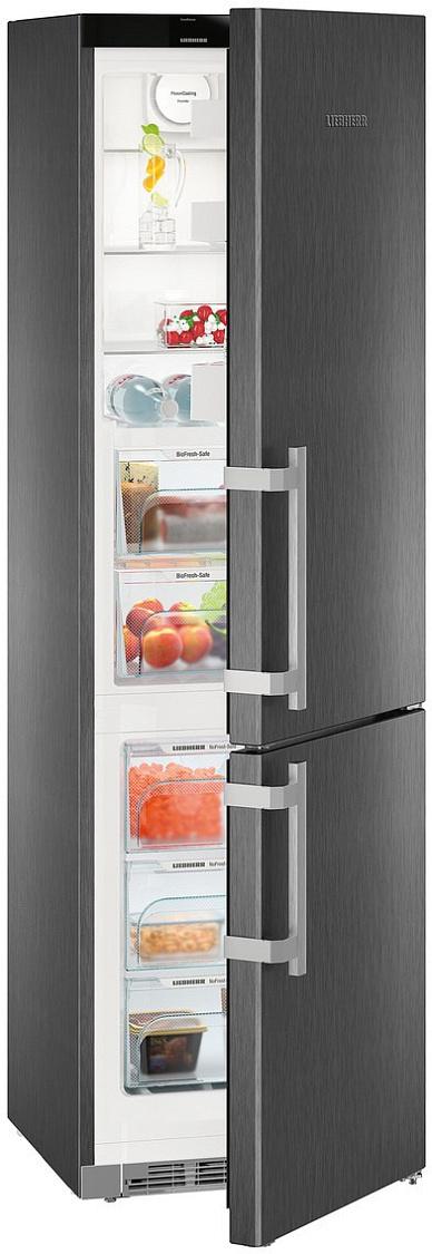 купить Двухкамерный холодильник Liebherr CBNbs 4815 Украина фото 4