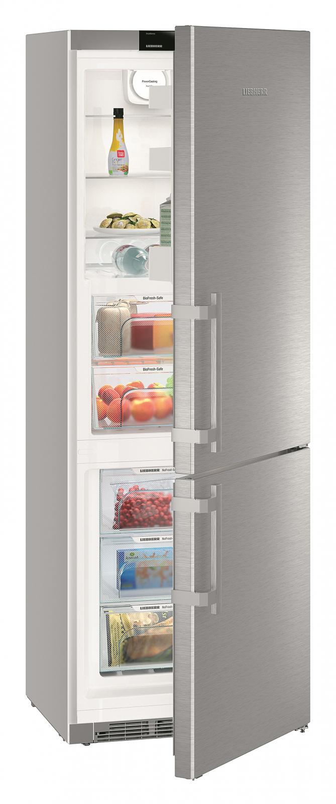 купить Двухкамерный холодильник Liebherr CBNef 5715 Украина фото 2