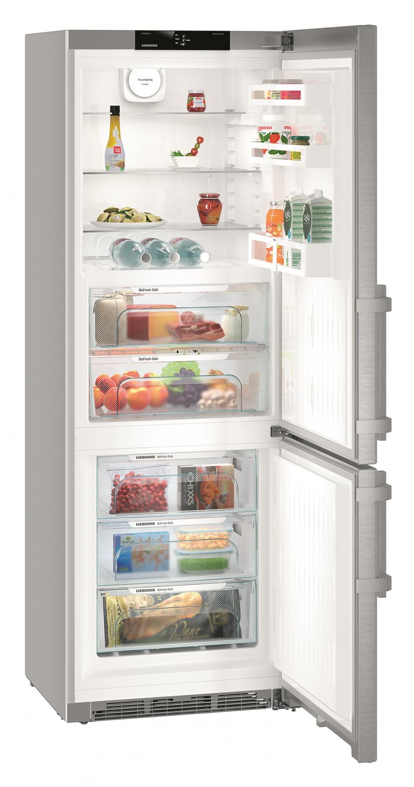купить Двухкамерный холодильник Liebherr CBNef 5715 Украина фото 14