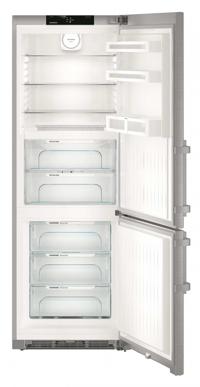 купить Двухкамерный холодильник Liebherr CBNef 5715 Украина фото 1