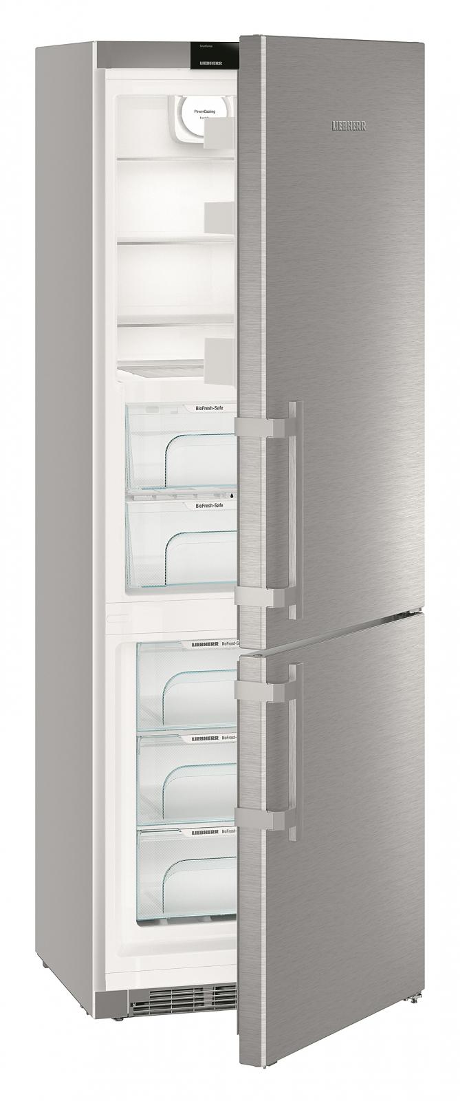 купить Двухкамерный холодильник Liebherr CBNef 5715 Украина фото 4