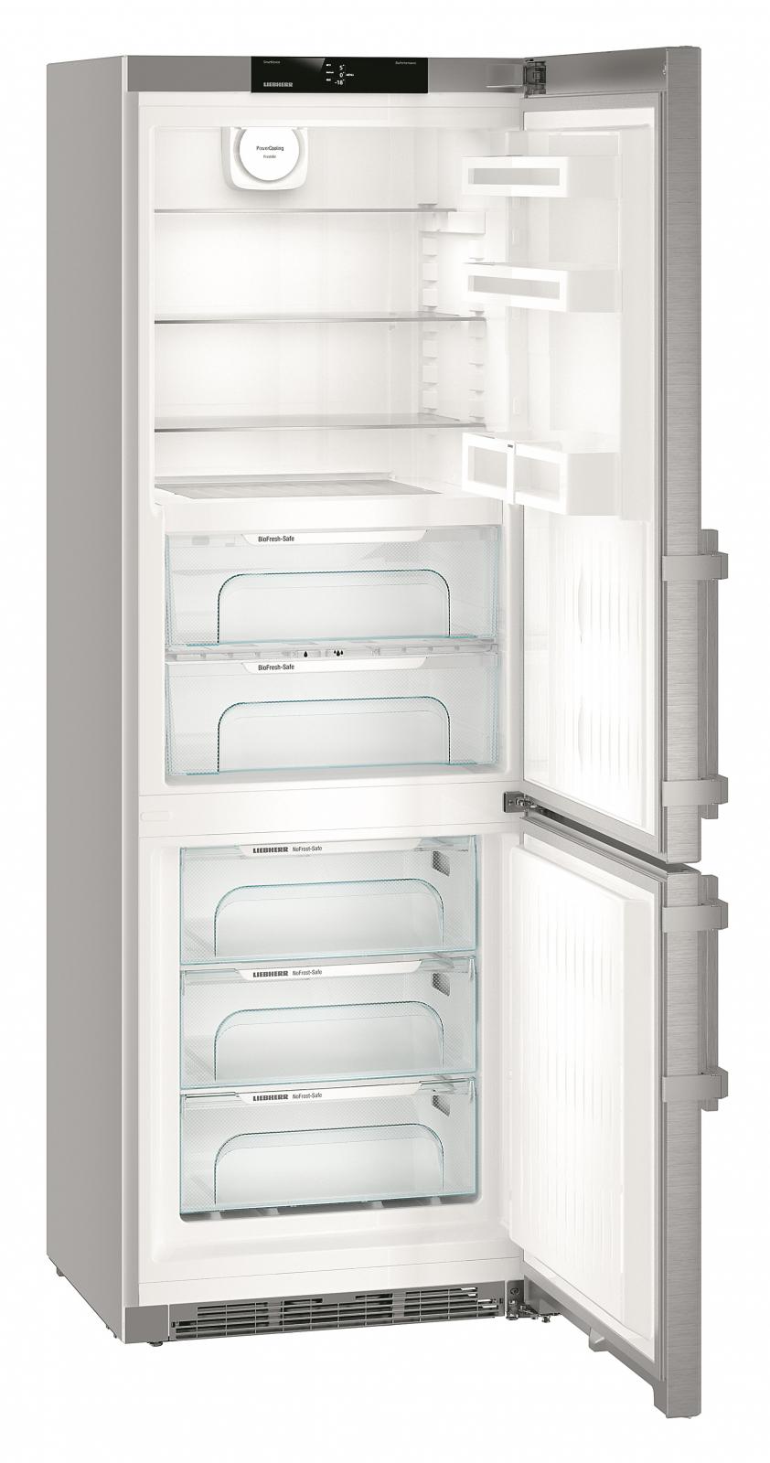 купить Двухкамерный холодильник Liebherr CBNef 5715 Украина фото 5