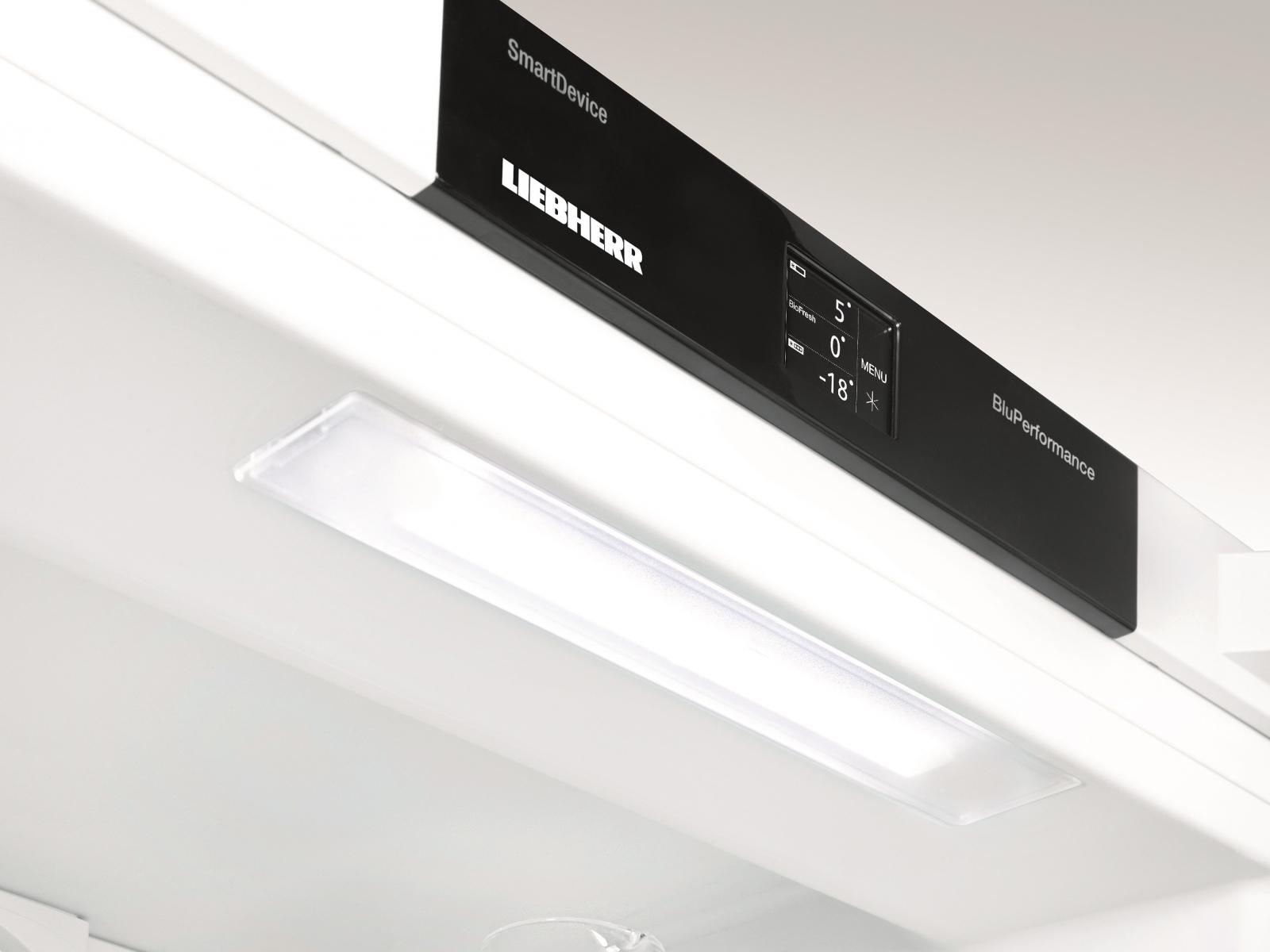 купить Двухкамерный холодильник Liebherr CBNef 5715 Украина фото 7