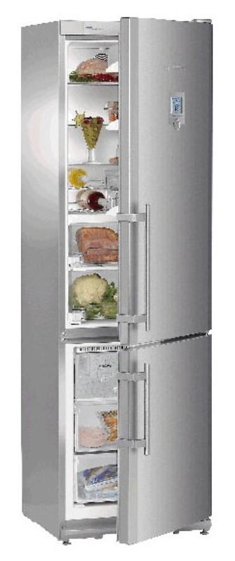 купить Двухкамерный холодильник Liebherr CBNes 3857 Украина фото 0
