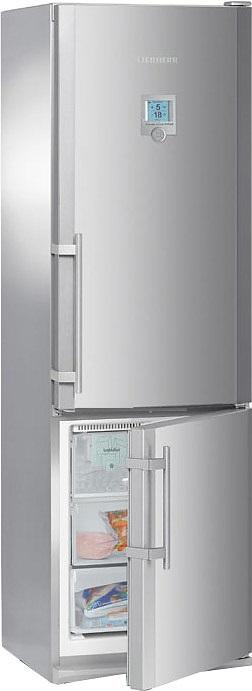 купить Двухкамерный холодильник Liebherr CBNes 3857 Украина фото 1