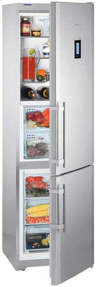 купить Двухкамерный холодильник Liebherr CBNes 3956 Украина фото 4