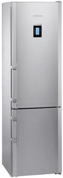 купить Двухкамерный холодильник Liebherr CBNes 3956 Украина фото 3