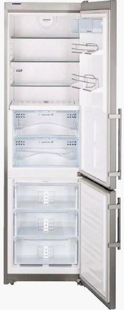 купить Двухкамерный холодильник Liebherr CBNes 3956 Украина фото 1