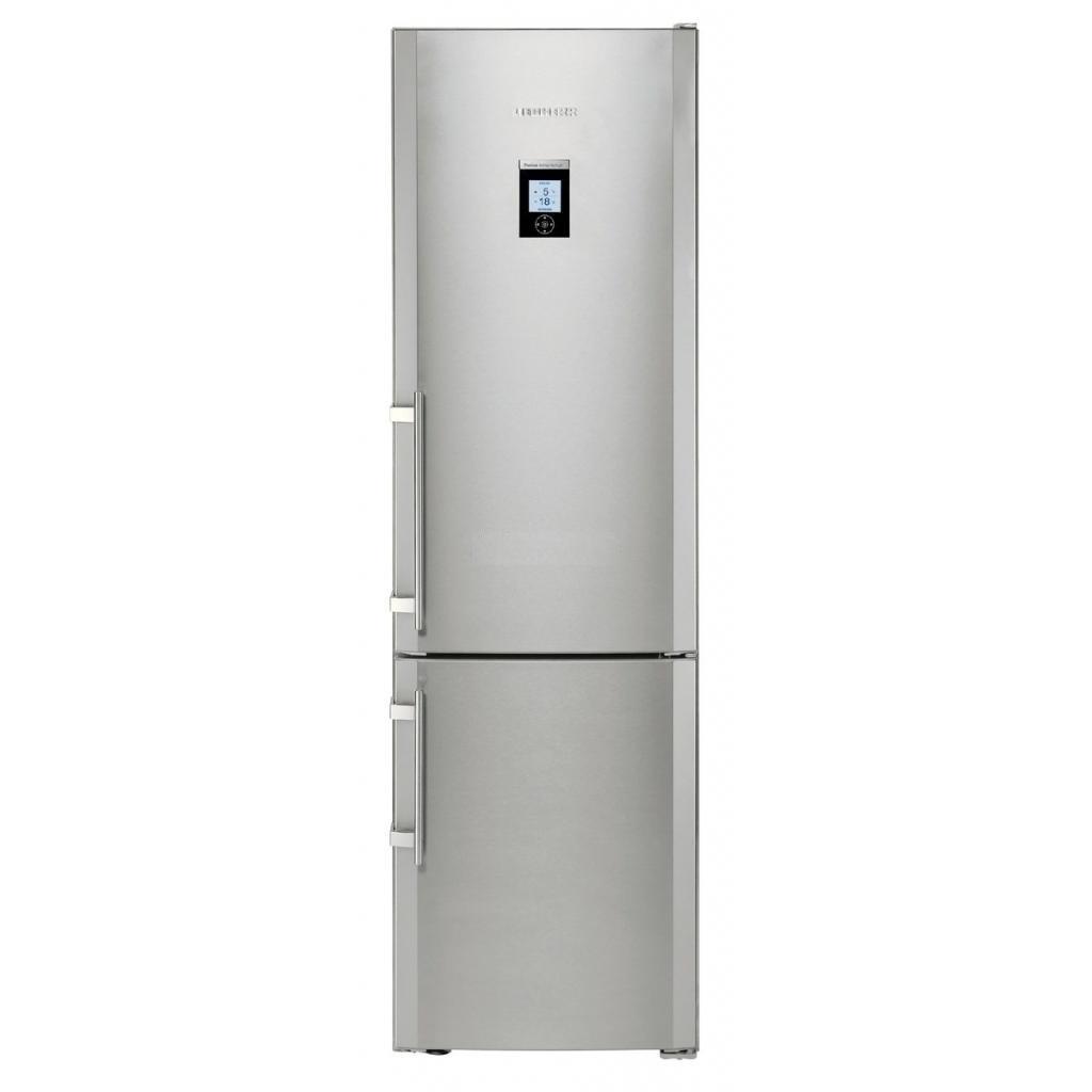 купить Двухкамерный холодильник Liebherr CBNes 3967 Украина фото 2