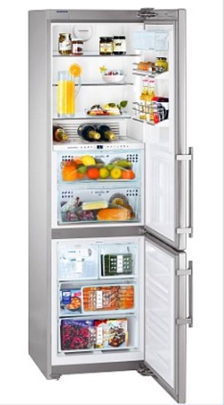 купить Двухкамерный холодильник Liebherr CBNes 3967 Украина фото 0