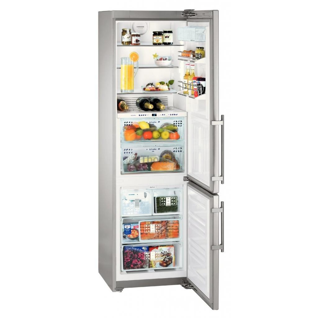 купить Двухкамерный холодильник Liebherr CBNes 3967 Украина фото 4
