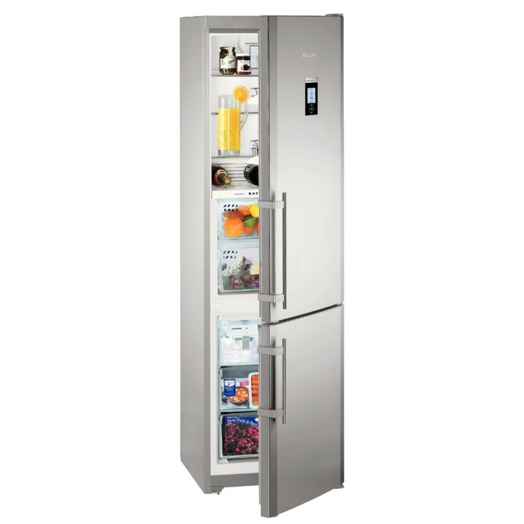 купить Двухкамерный холодильник Liebherr CBNes 3967 Украина фото 1