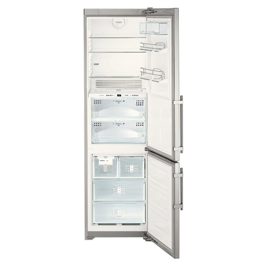 купить Двухкамерный холодильник Liebherr CBNes 3967 Украина фото 3