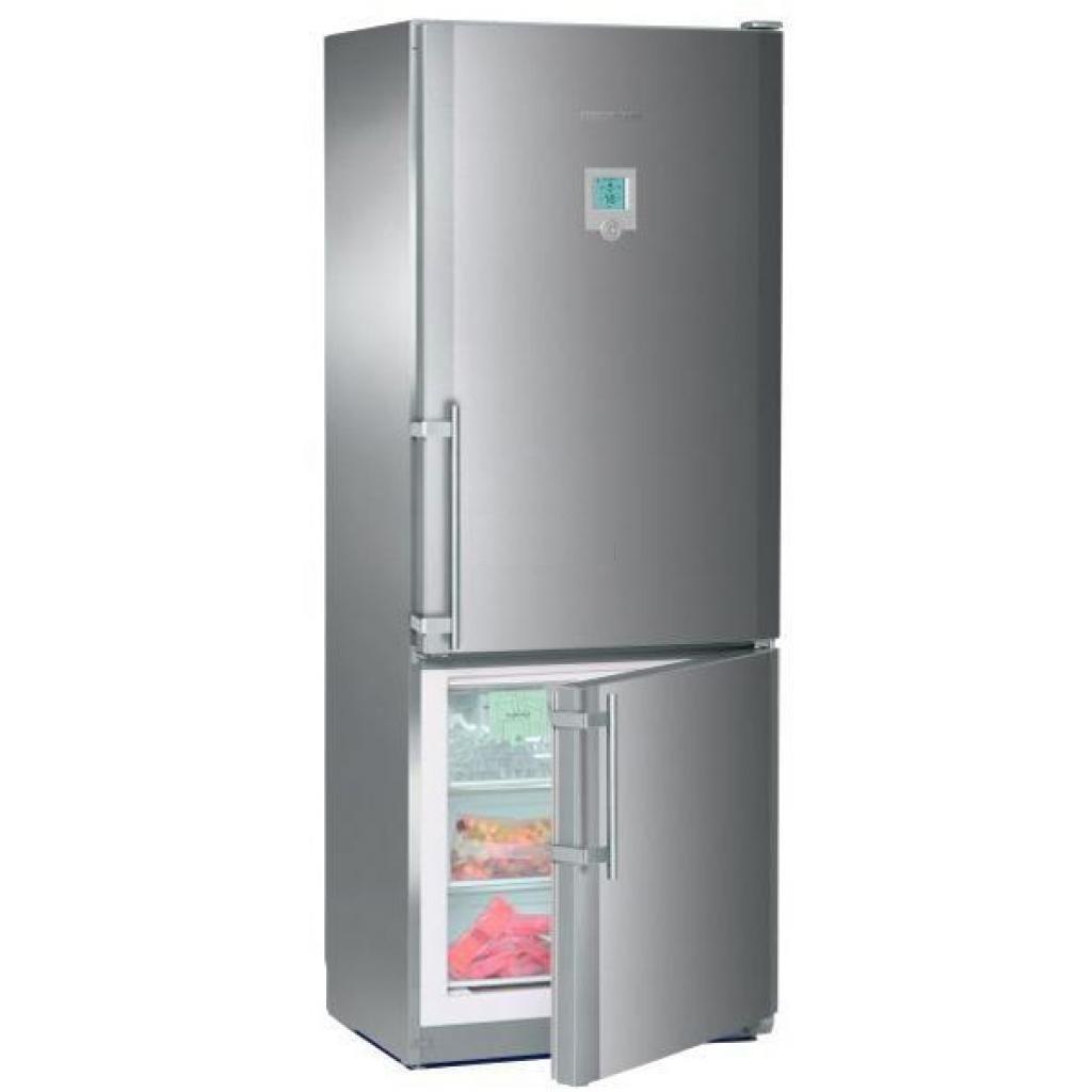 купить Двухкамерный холодильник Liebherr CBNes 5067 Украина фото 0