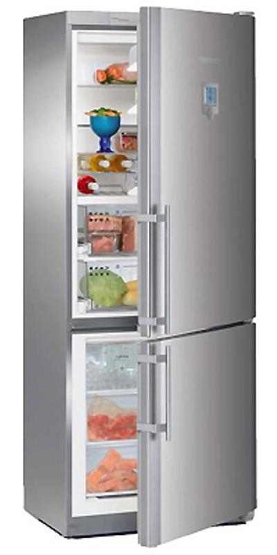 купить Двухкамерный холодильник Liebherr CBNes 5067 Украина фото 2