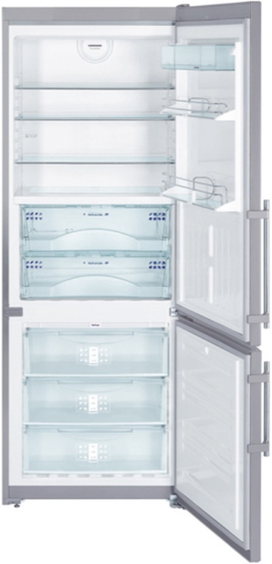 купить Двухкамерный холодильник Liebherr CBNes 5156 Украина фото 2
