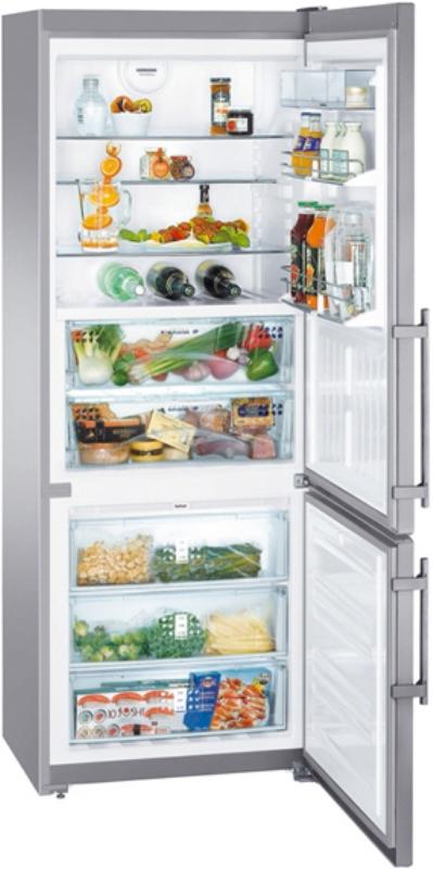 купить Двухкамерный холодильник Liebherr CBNes 5156 Украина фото 0
