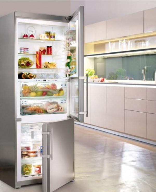 купить Двухкамерный холодильник Liebherr CBNes 5167 Украина фото 5
