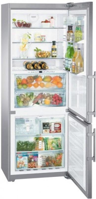 купить Двухкамерный холодильник Liebherr CBNes 5167 Украина фото 0