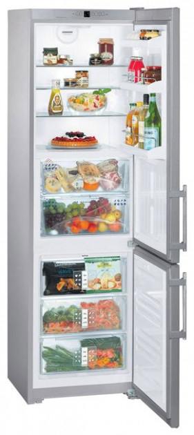 купить Двухкамерный холодильник Liebherr CBNesf 3913 Украина фото 1