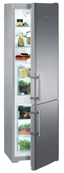 купить Двухкамерный холодильник Liebherr CBNesf 3913 Украина фото 0