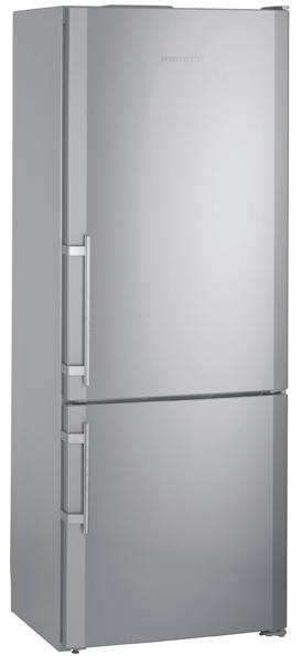 купить Двухкамерный холодильник Liebherr CBNesf 5113 Украина фото 1