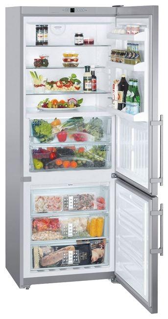 купить Двухкамерный холодильник Liebherr CBNesf 5113 Украина фото 0