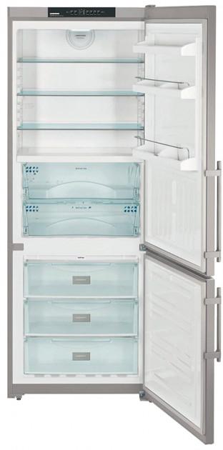 купить Двухкамерный холодильник Liebherr CBNesf 5133 Украина фото 2