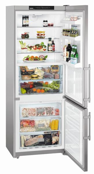 купить Двухкамерный холодильник Liebherr CBNesf 5133 Украина фото 0