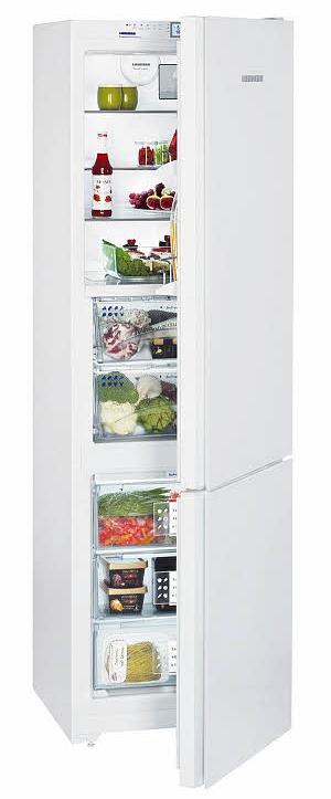 купить Двухкамерный холодильник Liebherr CBNgw 3956 Украина фото 0