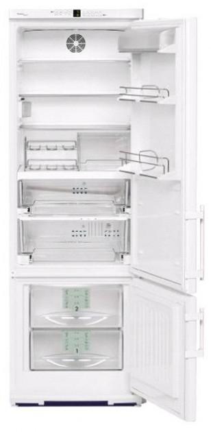 купить Двухкамерный холодильник Liebherr CBP 3656 Украина фото 1