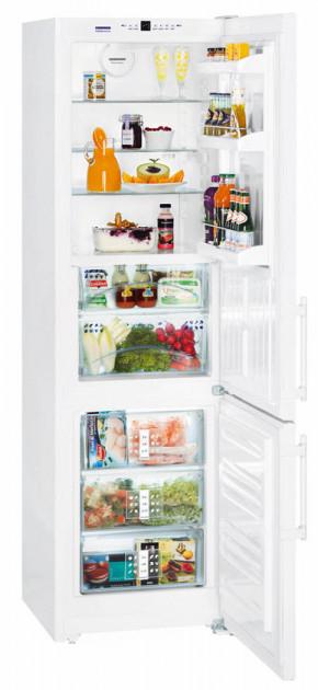 купить Двухкамерный холодильник Liebherr CBP 4013 Украина фото 0
