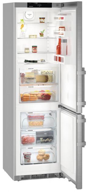 купить Двухкамерный холодильник Liebherr CBPef 4815 Украина фото 6